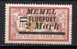 MEMEL  - A24** - TYPE MERSON - Memel (1920-1924)