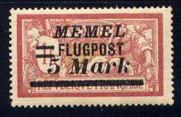 MEMEL  - A27** - TYPE MERSON - Memel (1920-1924)