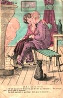 Humour Paysan, JARRY - 6 Effet De Chaleur, Chat Noir - Illustrateurs & Photographes