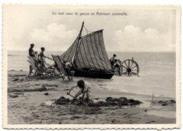 En Tou Coeur De Garçon Un Robinson Someille - Schiffe