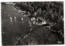Virelles - Vue Aérienne - Le Lac - Base Nautique C.V.V.B. - Chimay