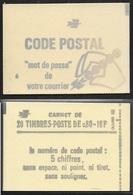 FRANCE 1977 - CARNET 1970-C 1 - Markenheftchen