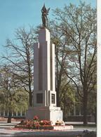 LITUANIA. KAUNAS. STATUE OF LIBERTY (RE-ERECTED IN 1989). 083. (769) - Lituania
