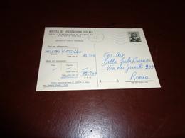 B751  Intero Postale Roma Rivista D Legislazione Fiscale Cm15x10 - 6. 1946-.. Repubblica