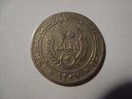 MONNAIE MAURITANIE 10 OUGUIYA 1987 / 1407 - Mauretanien