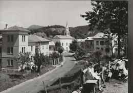 Carbonare - Panorama E Strada Del Passo Della Fricca - Trento - H6003 - Trento