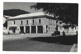 2309 - ROCCARASO L' AQUILA CORSO ROMA E PIAZZA MUNICIPIO 1956 ANIMATA - Italia