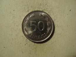MONNAIE EQUATEUR 50 CENTAVOS 1979 - Ecuador