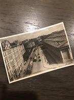Russia Soviet Moscow Mokhovaya Street Sojus Photo 1930s - Russie