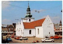 Danmark - Lemvig - Church - Cars - Dänemark