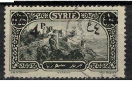 SYRIE        N°  YVERT   180    OBLITERE       ( Ob   2/21 ) - Syrien (1919-1945)
