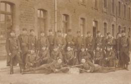 91  EME REGIMENT D INFANTERIE CARTE PHOTO - Oorlog 1914-18
