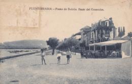 ESPAGNE FUENTERRABIA PASEO DE BUTRON BAZAR DEL ENSANCHE - Guipúzcoa (San Sebastián)