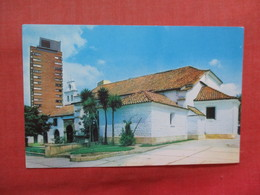 Iglesia De San Diego Bogota  Colombia Ref 3816 - Colombia