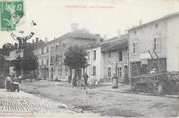 Tantonville (Meurthe-et-Moselle) Rue Tourtel Frères, Belle Animation - Edition Aubert - Francia
