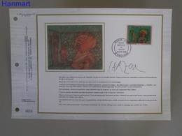 France 1976 Mi 1989 First Day Cover ( CEFFR ZE1 FRNS1989 ) - Arts