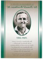 Sir Donald Bradman - Australian Cricketer - Críquet