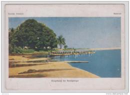 AK - Deutsche Kolonien - Kamerun - Kriegskanoe Der Batanganeger - Ehemalige Dt. Kolonien