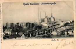 Luxembourg, Esch, Teilansicht, 1902 - Esch-Alzette