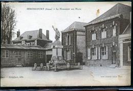 SEBONCOURT LA PLACE - Francia