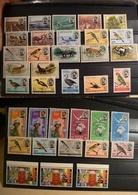 Ethiopie - 1962/67 - Lot De Timbres Pour La Poste Aérienne - Neufs * - Cote 80 (4 Doublons Non Comptés) - Äthiopien
