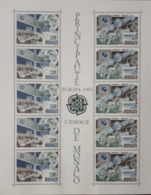 MONACO BLOC FEUILLET BF52 YT52 IMMARSAT EUROPA 1991 NEUF SANS CHARNIERE**TTB - Monaco