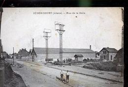 SEBONCOURT LA GARE - Autres Communes