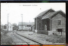 SEBONCOURT LA GARE - Francia