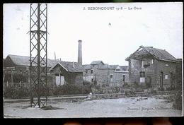 SEBONCOURT LA GARE - Frankrijk