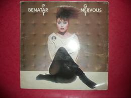 LP33 N°731 - PAT BENATAR - GET NERVOUS - COMPILATION 10 TITRES ROCK POP HARD - Rock
