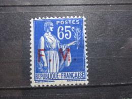 VEND BEAU TIMBRE DE FRANCHISE MILITAIRE DE FRANCE N° 8 , SURCHARGE DEFECTUEUSE , XX !!! - Autres