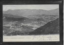 AK 0401  Blick Auf Das Semmeringgebiet Und Die Raxalpe - Verlag Glaser Um 1905 - Semmering