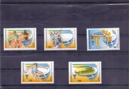 GREECE STAMPS 1997/SPORT EVENTS-11/7/97 -MNH- COMPLETE SET - Neufs