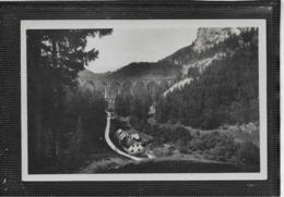 """AK 0401  Semmering - Viadukt über Die """" Kalte Rinne """" Um 1930-50 - Semmering"""