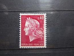 VEND BEAU TIMBRE DE FRANCE N° 1536Ba , 2 BANDES PHOSPHORES , XX !!! (c) - 1967-70 Marianna Di Cheffer