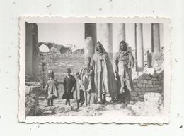 Photographie, Issue D'un Album,mon Service Militaire En Tunisie, DOUGGA ,ruines ,1947 - Luoghi