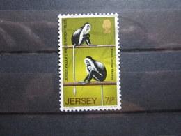 VEND BEAU TIMBRE DE JERSEY N° 45 , XX !!! - Jersey