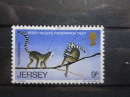 VEND BEAU TIMBRE DE JERSEY N° 46 , XX !!! - Jersey
