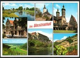 D2206 - TOP Lauscha Naumburg Nebra - Verlag Bild Und Heimat Reichenbach - Qualitätskarte - Zonder Classificatie