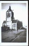 SEBONCOURT EGLISE OCCUPEE  CP PHOTO ALLEMANDE - Frankrijk