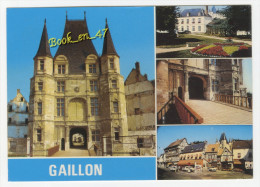 {55282} 27 Eure Gaillon , Multivues ; Divers Aspects - Other Municipalities