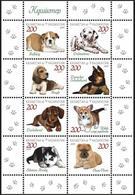 Kazakhstan 2019. Puppies Of Dogs Of Different Breeds. NEW! - Kazakhstan