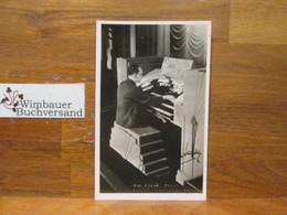 Postkarte Cinema Organist The Forum Jersey - Unclassified