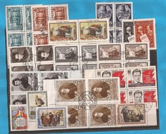 XXXI  ASTA AUSFERKAUF    RUSIJA RUSSLAND URSS FUER SAMMLUNG INTERESSANT  GUTE QUALITET  Mnh - Collections
