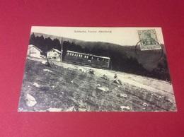MUNSTER TROIS ÉPIS. Tramway. Bergbahn - Munster