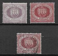 San Marino - Lot Of Stamps - San Marino