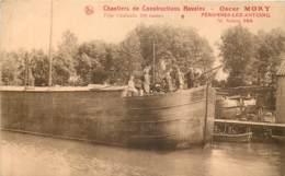 Belgique - Antoing - Péronnes-lez-Antoing - Chantiers De Constructions Navales Oscar MORY - Antoing