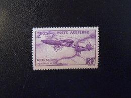 FRANCE  YT PA7 ANNIVERSAIRE DE LA TRAVERSEE DE LA MANCHE PAR BLERIOT* - 1927-1959 Postfris