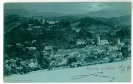 GER 64 - 7652 LICHTENWALD, Litho, Germany - Old Postcard - Used - 1899 - Sonstige