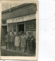 CAFE A SITUER - Cafés